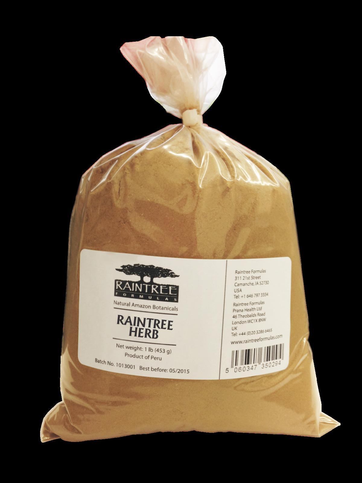 Raintree Carqueja Powder 1lb