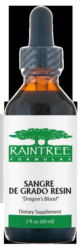 Raintree Sangre de Grado Resin - Dragon's Blood (Croton lechleri) 4 fl oz