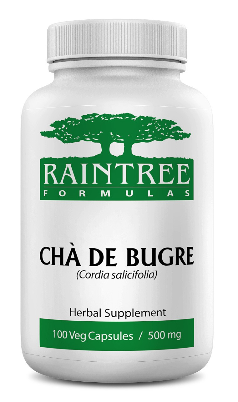 Raintree Cha de Bugre  500 mg 100 Capsules