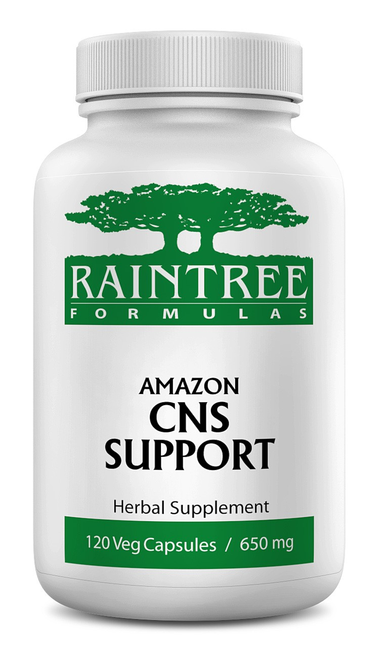 Raintree Amazon CNS Support 650mg 120 Capsules