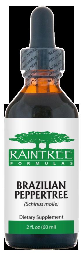 Raintree Brazilian Peppertree Extract (Schinus molle) 2 oz (60ml)