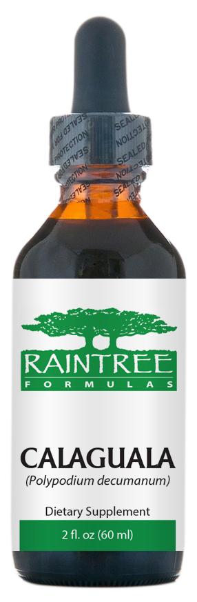 Raintree Calaguala Extract (Polypodium decumanum) 2 oz (60ml)
