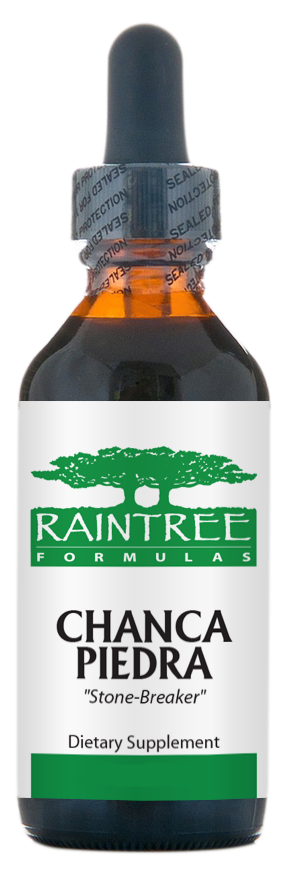 Raintree Chanca Piedra Extract (Phyllanthus niruri) 4 oz (120ml)