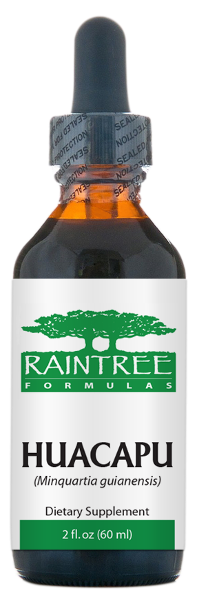 Raintree Huacapu Extract (Minquartia guianensis) 2 oz (60ml)