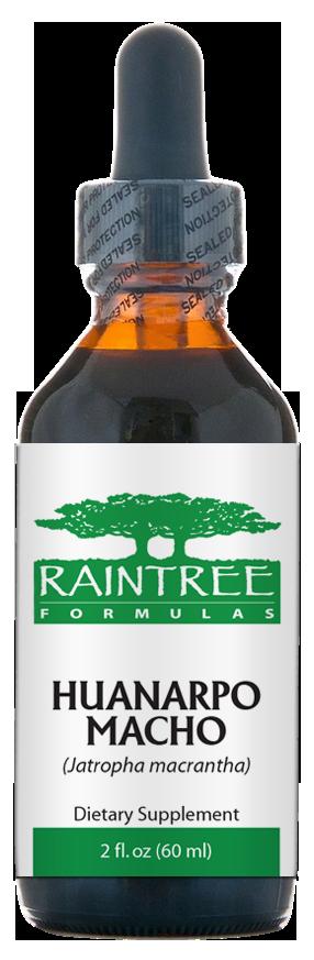 Raintree Huanarpo Macho Extract (Jatropha macrantha) 2 oz (60ml)
