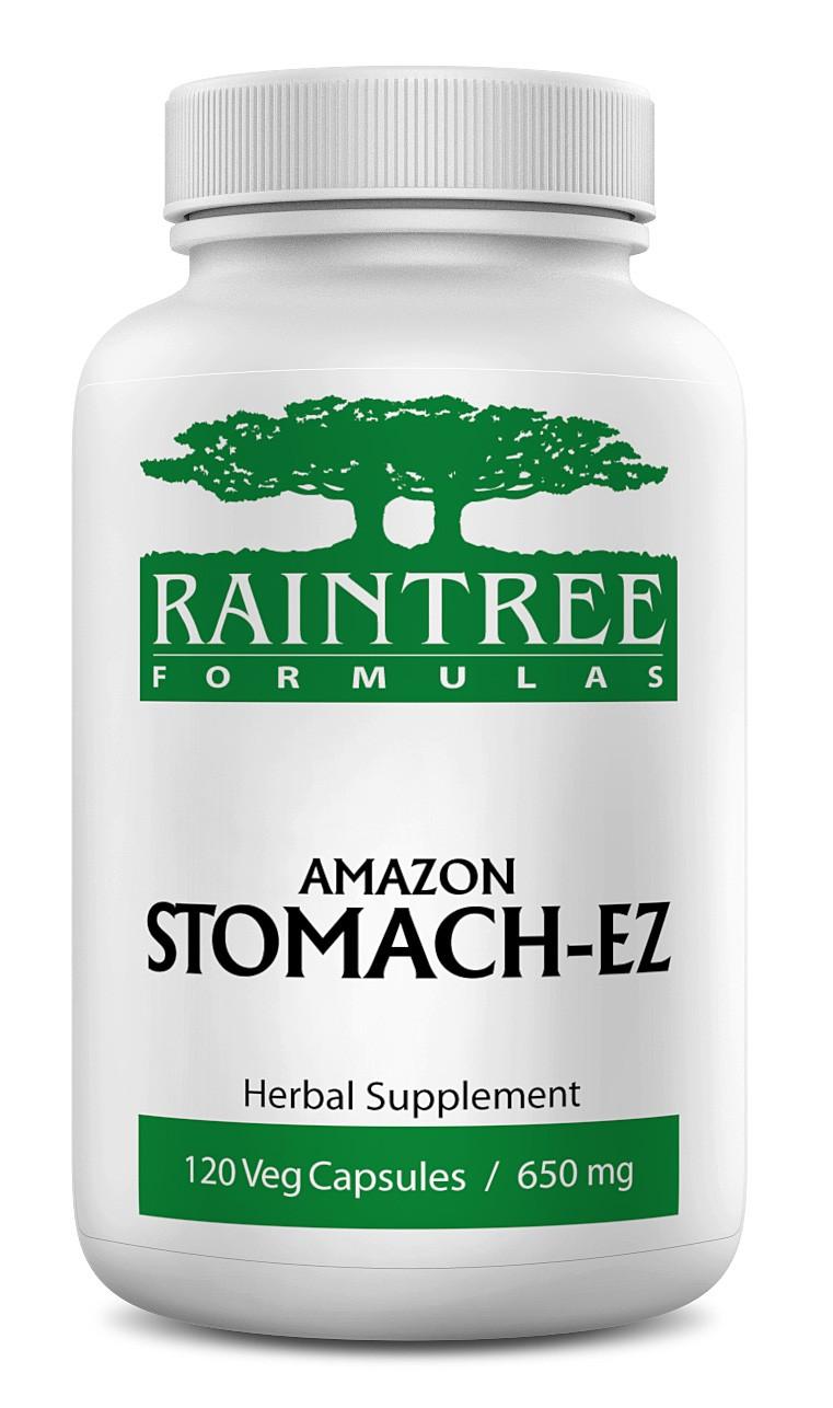 Raintree Amazon Stomach-EZ 650 mg 120 Capsules