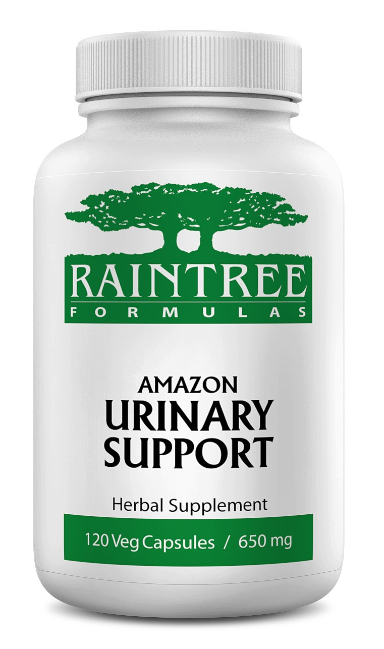 Raintree Amazon Urinary Support 650 mg 120 Capsules