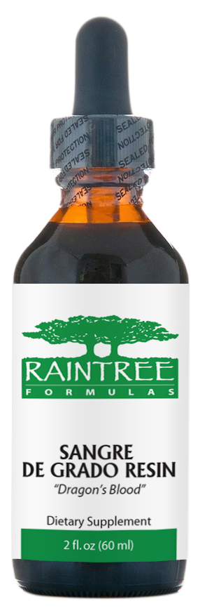 Raintree Sangre de Grado Resin - Dragon's Blood (Croton lechleri) 4 fl oz