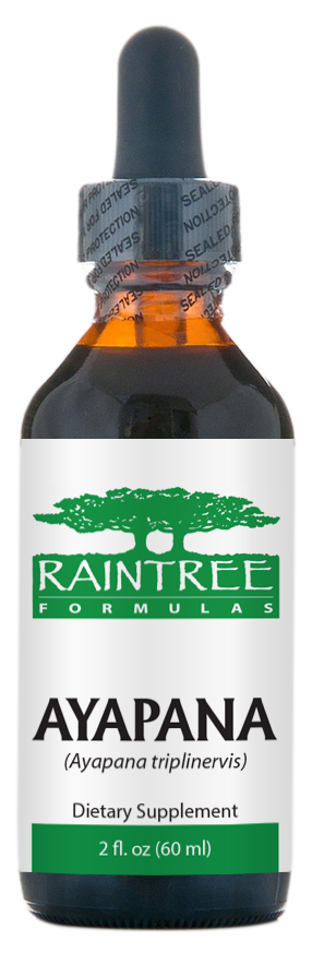 Raintree Ayapana Extract (Ayapana triplinervis) 2 oz (60ml)
