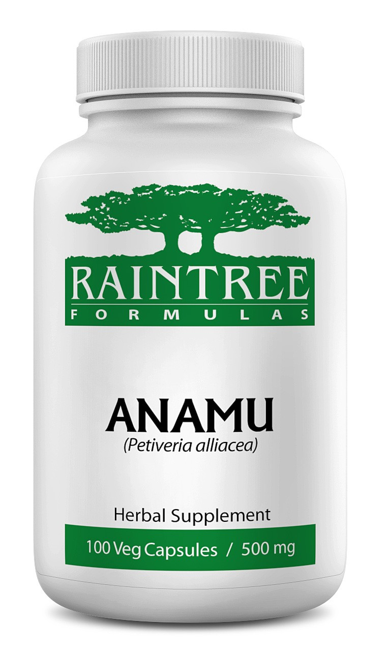 Raintree Anamu  500 mg 100 Capsules