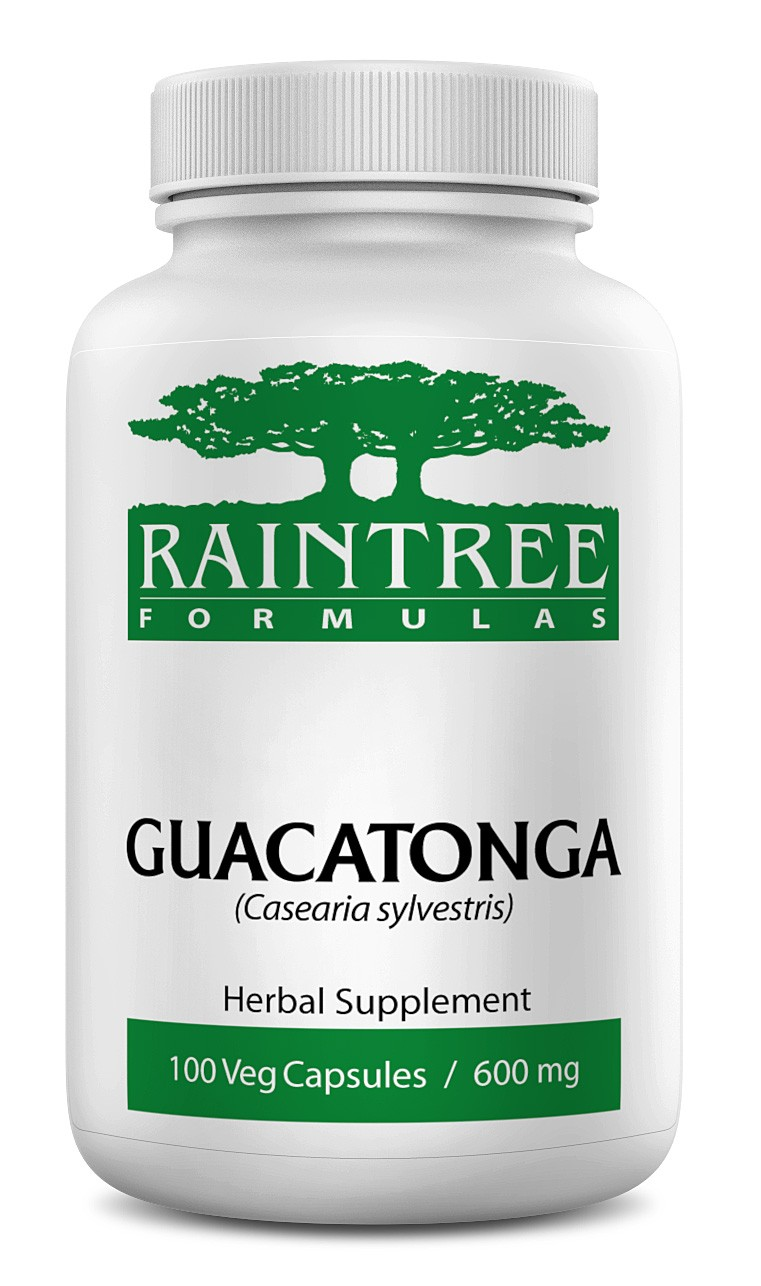 Raintree Guacatonga 600 mg 100 Capsules