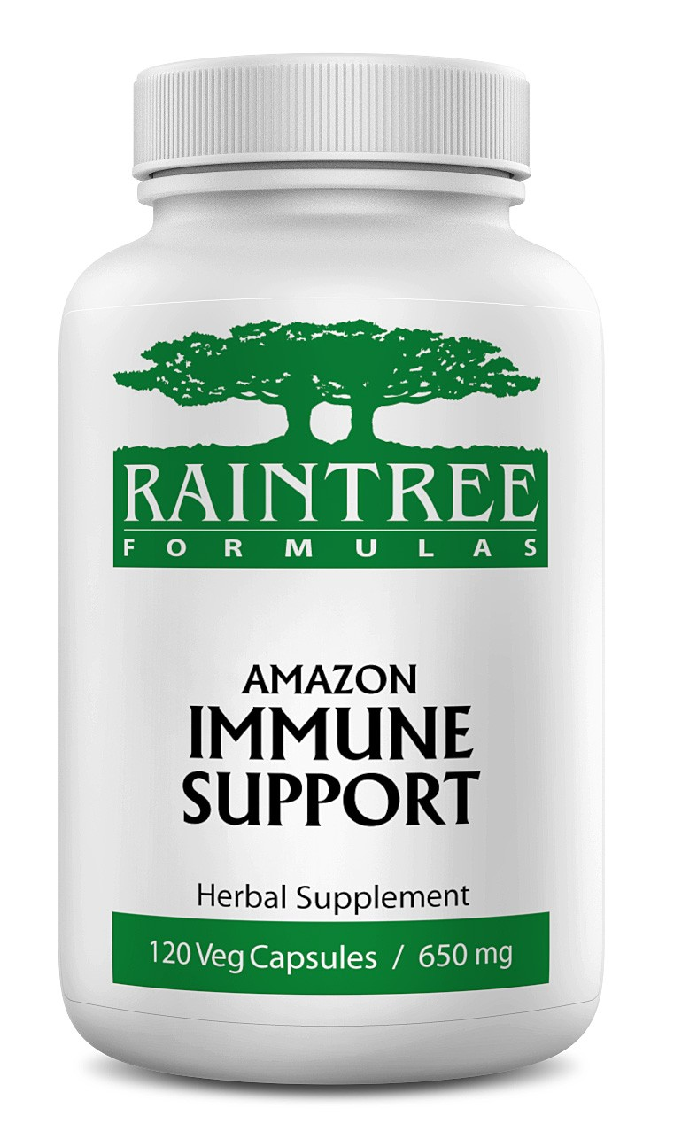 Raintree Amazon Immune Support 650 mg 120 Capsules