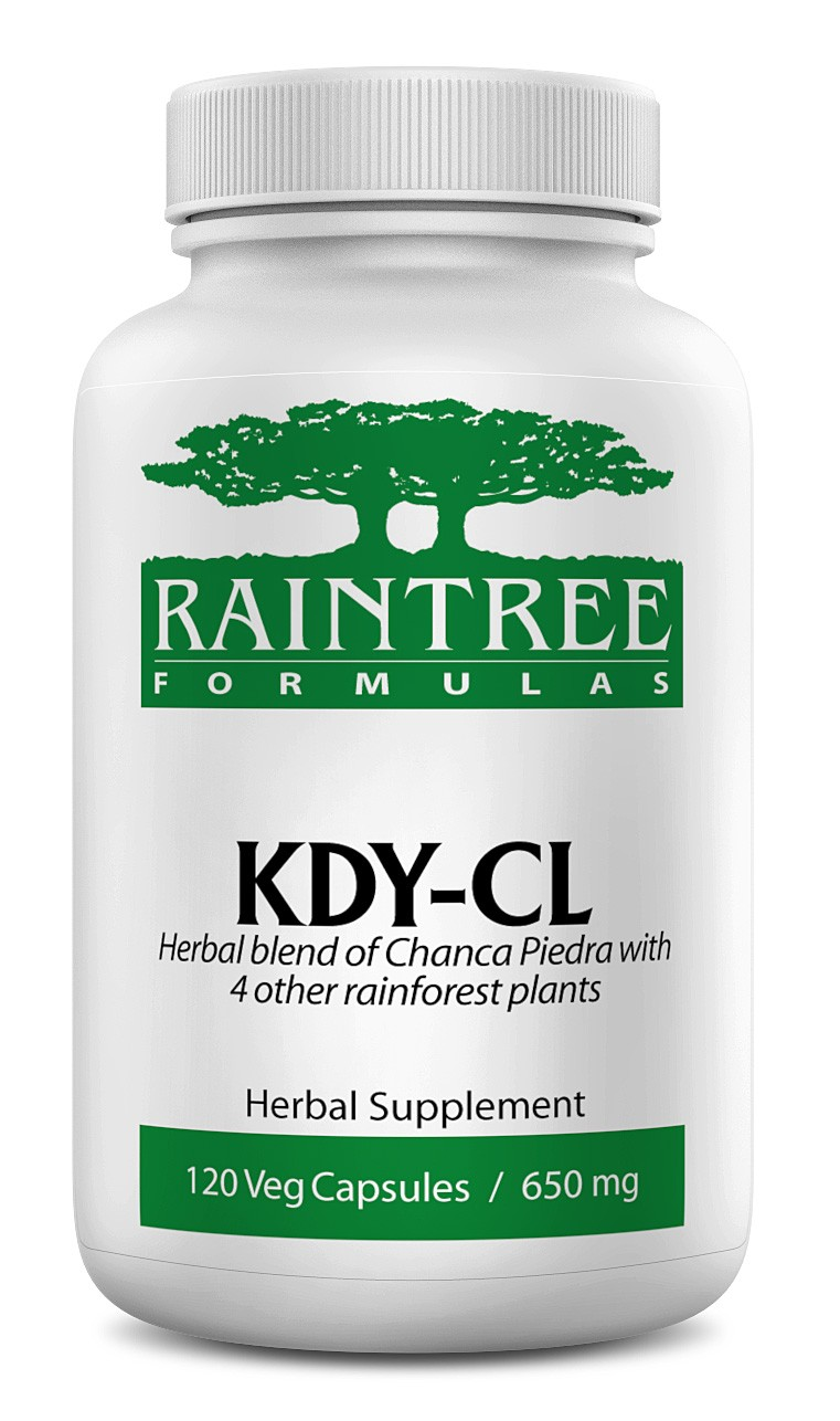 Raintree Amazon KDY-CL 650 mg 120 Capsules