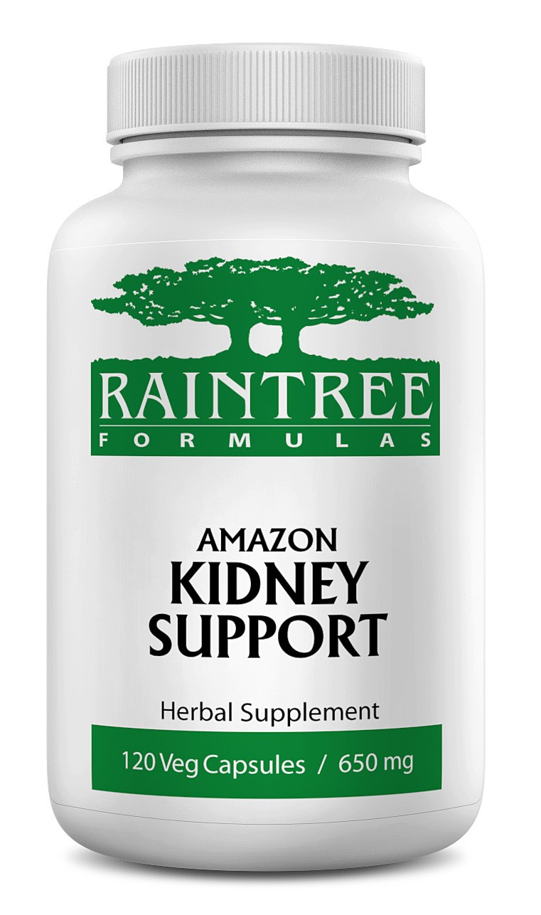 Raintree Kidney Support 650 mg 120 Capsules