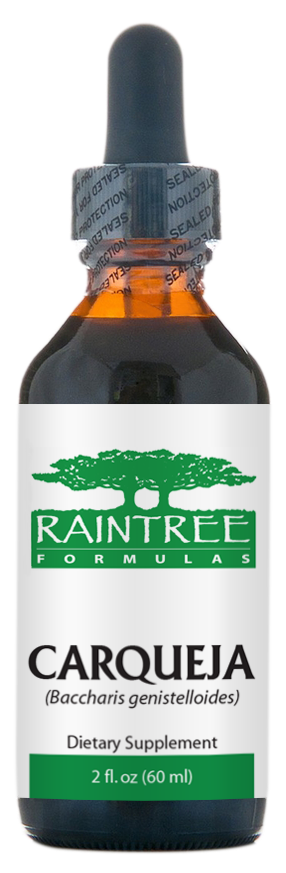 Raintree Carqueja Extract (Baccharis genistelloides) 2 oz (60ml)