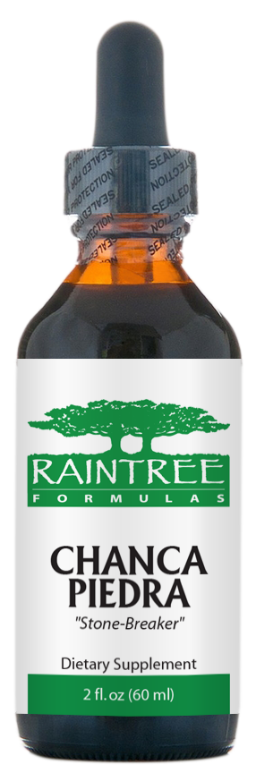 Raintree Chanca Piedra Extract (Phyllanthus niruri) 2 oz (60ml)