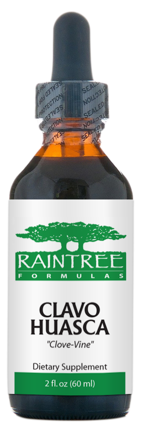 Raintree Clavo Huasca Extract (Tynanthus panurensis) 2 oz (60ml)