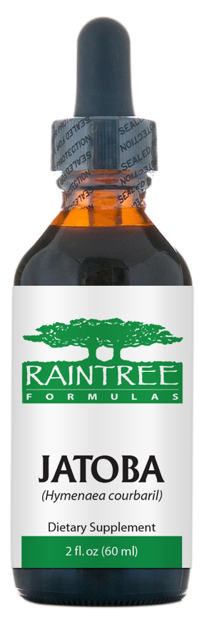 Raintree Jatoba Low Alcohol Glycerite Extract (Hymenaea courbaril) 2 oz (60ml)
