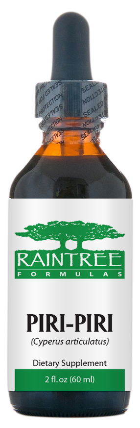 Raintree Piri piri Extract (Cyperus articulatus) 2 oz (60ml)