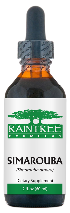 Raintree Simarouba Extract (Simarouba amara) 2 oz (60ml)