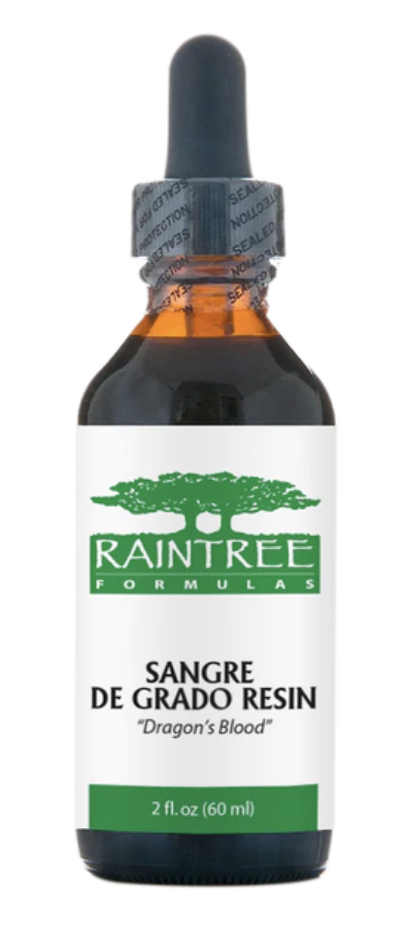 Raintree Sangre de Grado Resin - Dragon's Blood (Croton lechleri) 2 fl oz