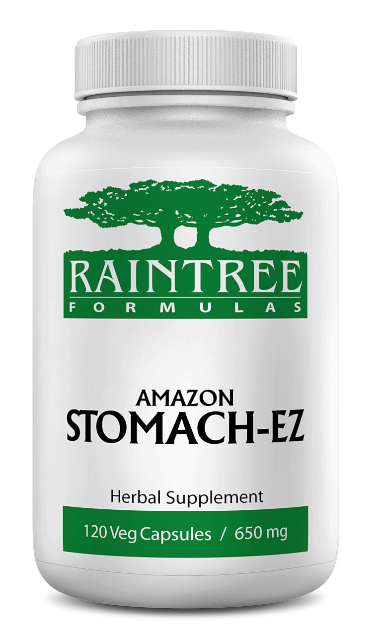 Raintree Amazon Stomach-EZ 650 mg 120 Capsules